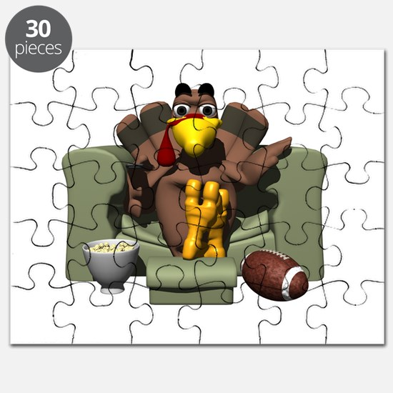 couch potato football turkey.png Puzzle