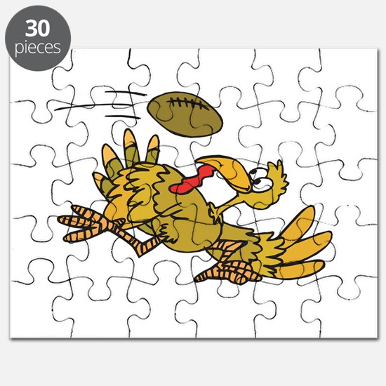 football playing turkey.png Puzzle