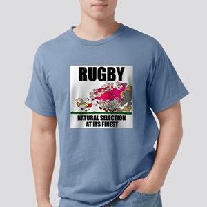 Rugby Natural Selection Mens Comfort Colors Shirt