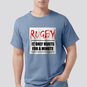 Rugby Hurts Mens Comfort Colors Shirt