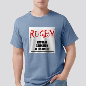 Rugby Natural Seldection Mens Comfort Colors Shirt