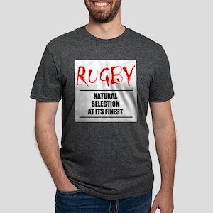 Rugby Natural Seldection Mens Tri-blend T-Shirt