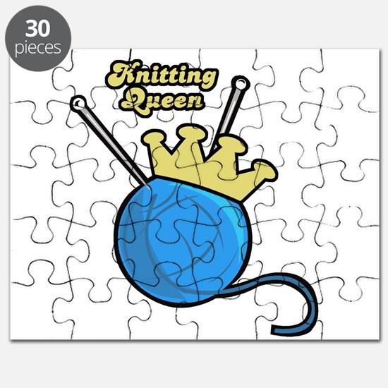 knitting queen.png Puzzle