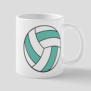 volleyball belly Mug