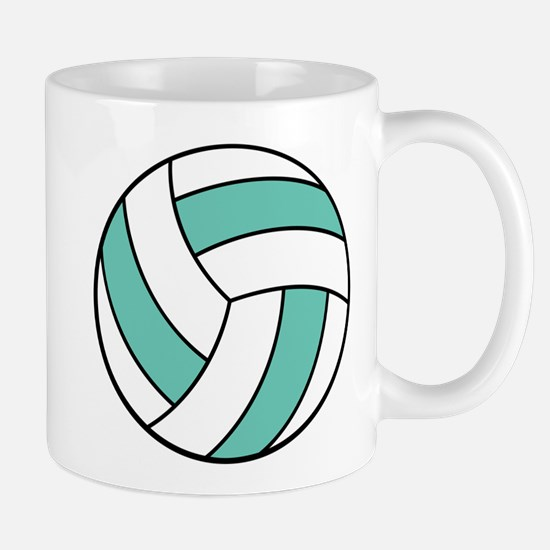 volleyball belly.png Mug