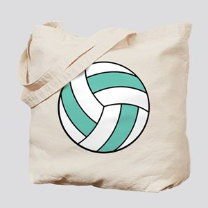 volleyball belly Tote Bag