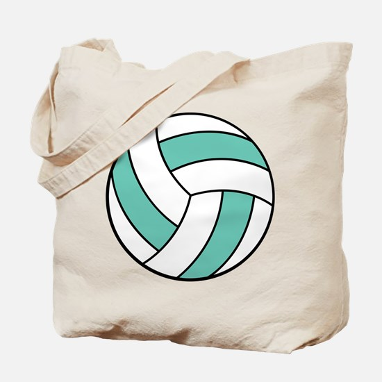 volleyball belly.png Tote Bag