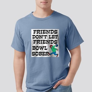 Drunken Bowling Mens Comfort Colors Shirt