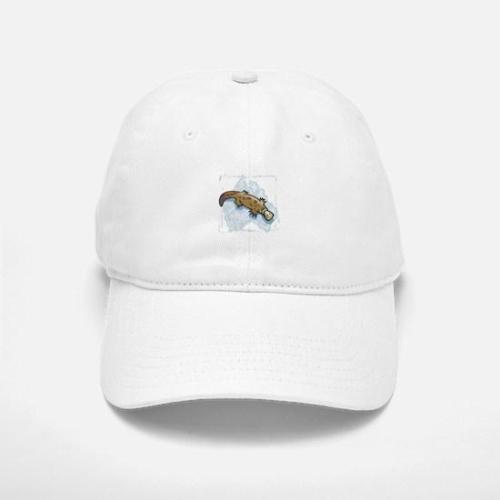 australian duckbill platypus copy.jpg Baseball Baseball Cap