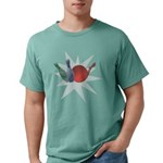 Bowling Mens Comfort Colors Shirt