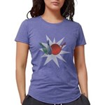 Bowling Womens Tri-blend T-Shirt