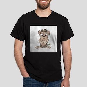 cute little mole copy Dark T-Shirt