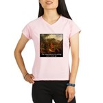 Mountains Calling Performance Dry T-Shirt
