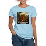 Mountains Calling Women's Light T-Shirt
