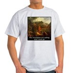 Mountains Calling Light T-Shirt