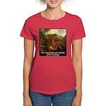 Mountains Calling Women's Dark T-Shirt