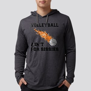FIN-volleyball-sissies Mens Hooded Shirt