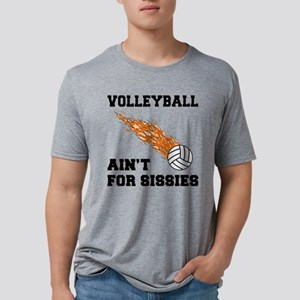 FIN-volleyball-sissies Mens Tri-blend T-Shirt