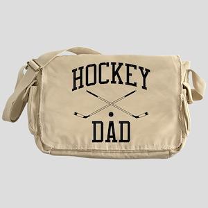 Hockey Dad Messenger Bag