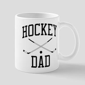 Hockey Dad 11 oz Ceramic Mug