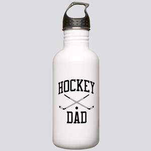 Hockey Dad Stainless Water Bottle 1.0L