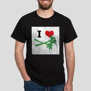 celery Dark T-Shirt