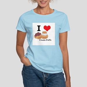 cream puffs Women's Light T-Shirt