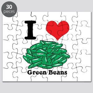 green beans Puzzle