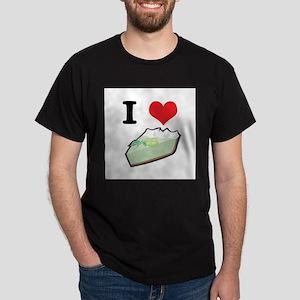 keylime pie Dark T-Shirt