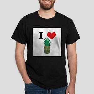 pineapple Dark T-Shirt