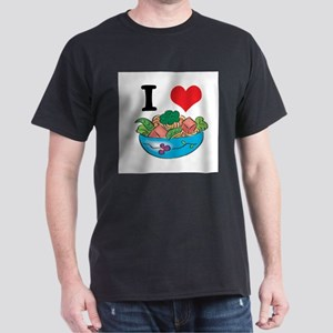 salad Dark T-Shirt