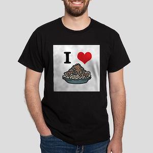 spaghetti and meatballs Dark T-Shirt