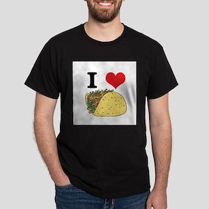 tacos Dark T-Shirt