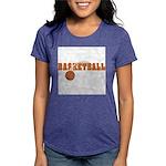 Sportsnuts Basketball Logo Womens Tri-blend T-Shir