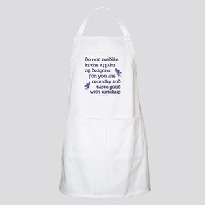 Affairs of Dragons (English) BBQ Apron