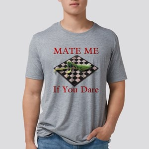Mate Me Chess Mens Tri-blend T-Shirt