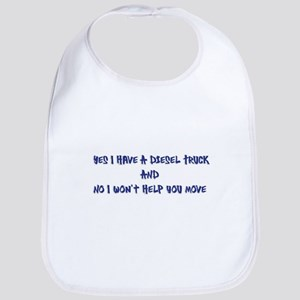 Yes I Have A.. Bib