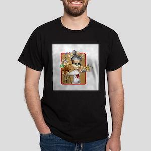 funny scientist copy Dark T-Shirt