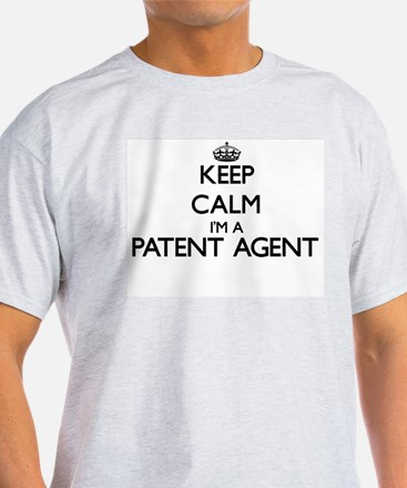 Keep calm I'm a Patent Agent T-Shirt