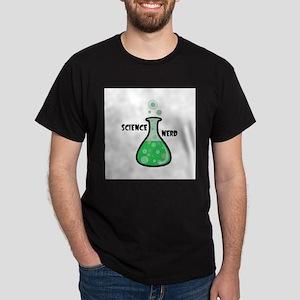 science nerd beaker Dark T-Shirt