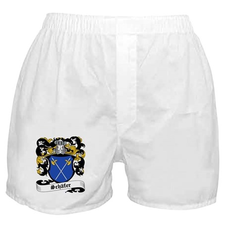 Schäfer Coat of Arms Boxer Shorts