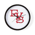 EVS Wall Clock