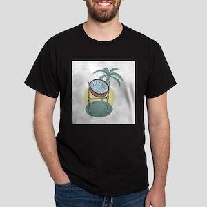 steel drum copy Dark T-Shirt
