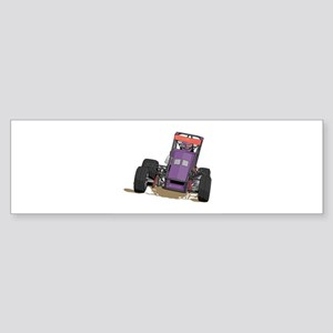 race car copy Sticker (Bumper)