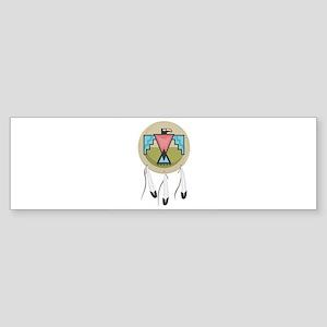 thunderbird shield copy Sticker (Bumper)