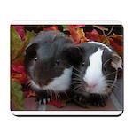 Mousepad with Autumn Babies