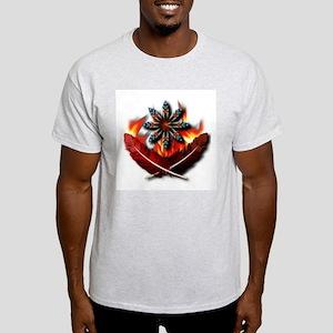 feathers copy Light T-Shirt