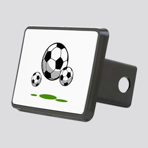Soccer (9) Rectangular Hitch Cover