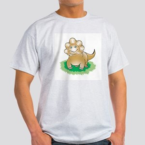 baby triceratops copy Light T-Shirt