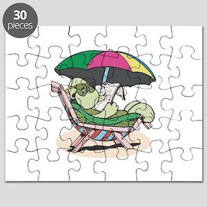 summer turlte copy Puzzle
